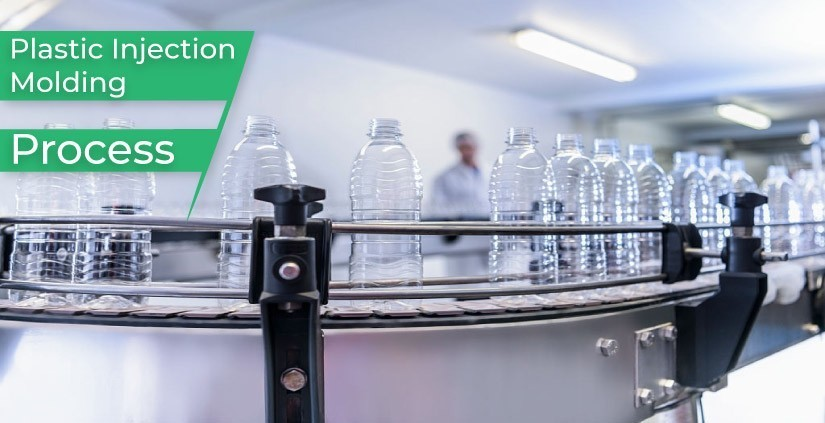 Plastic injection molding(best plastic service provider) process
