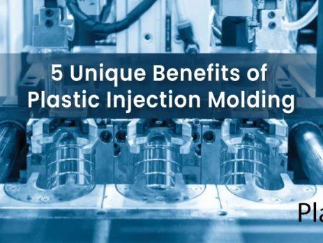 unique benefits of plastic injection molding