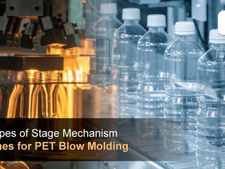 pet blow molding (pet bottle blowing process)